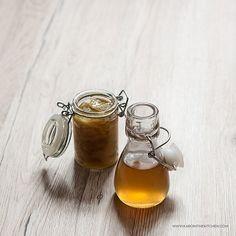 Podstawowy syrop imbirowy – panaceum w butelce