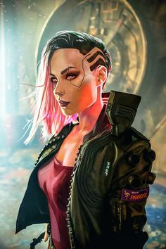 Some new Cyberpunk 2077 fanarts for this week. Cyberpunk new Rpg Cyberpunk, Cyberpunk Girl, Cyberpunk Aesthetic, Cyberpunk Character, Female Character Design, Character Concept, Character Art, Character Creation, Science Fiction