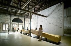 Irish Pavilion opens at Venice Biennale - Irish Architecture News - Archiseek.com