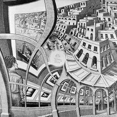 Print Gallery - Escher