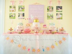 how to arrange dessert table | dessert table fit for a princess by Sweet Indulgence. » ... | party