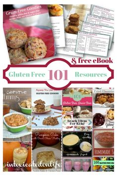 101 Awesome Gluten-Free Resources (Books, Blogs, and Cookbooks)