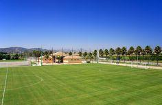 Los terrenos de juego de Oliva Nova Sports Center están mantenidos por Royalverd, que se ocupa igualmente de campos de primer nivel como el del Barcelona o Español entre otros, garantizando sus perfectas condiciones y que sean cada año recomendados por técnicos y jugadores de las mejores ligas.