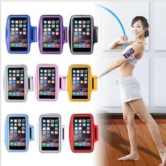 for Meizu m1 note MX4 Armbag Workout Holder Pounch Sports Case For Huawei Ascend P6 p7
