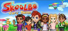 Skoolbo is a free downloadable program for both Macs and PCs. There are also apps available for IOS and Android devices. Skoolbo is essentially a literacy and numeracy program designed for 4 - 10 year olds to practice their core literacy and numeracy skills. This is done through a 3D world where the progress through this world is determined by students successfully answering questions.