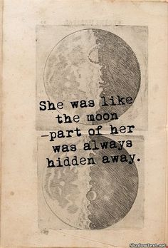 She Was Like The Moon... - Quote Generator QuotesAndSayings