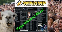 Winamp lovers beg AOL to open source code | Ars Technica