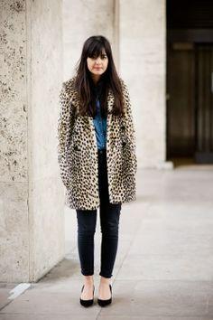 Natalie Hughes, my coat hero.