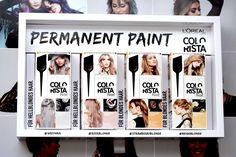 [Hair] Neu in der Drogerie - Loreal Colorista - InnenAussen Washable Hair Color, Short Shag Hairstyles, Silver Highlights, Colorista, Silver Blonde, Coloured Hair, Loreal, Hair Inspiration, Fashion Beauty