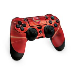 Arsenal F.C. PS4 Controller Skin - Rs. 899 Official#Football #Merchandisefrom#EPL