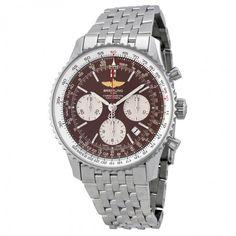 A. Breitling Navitimer 01 Panamerican Men's Watch AB0121C4-Q605SS