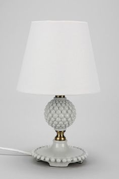 Plum & Bow Hobnail Table Lamp $59.00