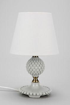 Plum & Bow Hobnail Table Lamp $59.00