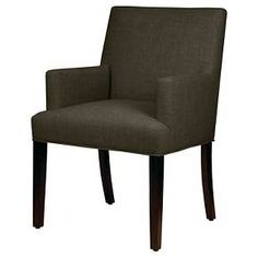 Parsons Upholstered Arm Chair - Threshold™ : Target