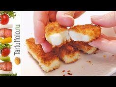 Остановиться невозможно! Быстрая ЗАКУСКА за 10 минут - YouTube French Toast, Cheesecake, Cooking, Breakfast, Desserts, Deep Fryer, Food, Youtube, Kitchen