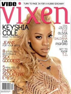 Keyshia Cole for #VibeVixen
