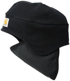 Carhartt Men's Fleece 2-In-1 Headwear
