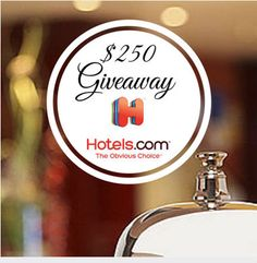 FatWallet Giveaway: Win a $250 Hotels.com Gift Card!