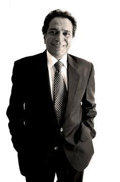 Moeen Akhtar (24 December 1950 – 22 April 2011) was a Pakistani television, film and stage actor, as well as a humorist, comedian, impersonator, and a host. He was also a play writer, singer, film director and a producer.  He was beloved for providing humor for people of all ages, and with an etiquette that remains unmatched. He was awarded honorary citizenship of Dallas in 1996 for his achievements. He is also listed among Amazing Pakistanis of all time.