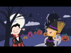 Halloween Freeze Dance Music That Stops | Halloween Freeze Dance Song for Kids - YouTube