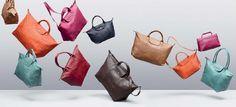 """La marca de bolsos #Longchamp presenta la nueva versión del modelo """"LePliage"""" Cuir"""