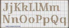grilles gratuites alphabet  - Page 2