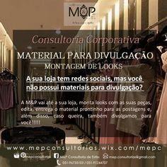 Material para Divulgação-Montagem de Looks: Acompanhe o resultado dos serviços prestados em nosso Blog --> www.mepconsultorias.blogspot.com.br