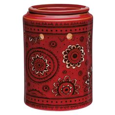 Free Spirit Scentsy Warmer.Enjoy your favorite Scentsy scent all season long. Shop online from your Independent Scentsy Consultant at www.Scentazona.com