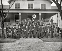 Navy Yard Band, Washington
