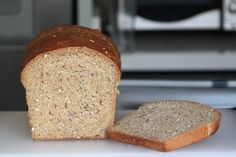 Seeded Whole Wheat Sandwich bread.  I tried it twice and it never rose.  My brand new yeast might be bad.