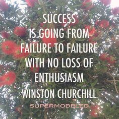 www.supermodeled.com Successful Defeat; do you know how to bounce back from failure?