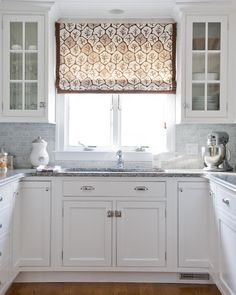 cabinet-door-types-Bathroom-Farmhouse-with-built-in-cabinets ...