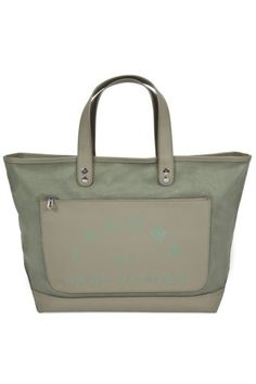 Laminated Twill Jacobs Tote - Medium - Special Items - Shop marcjacobs.com - Marc Jacobs