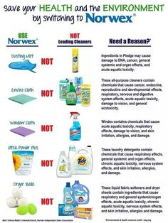 Save your health and the environment by switching to Norwex #Microfiber #Clean #Norwex Caribryantsales@gmail.com www.caribryant.norwex.biz