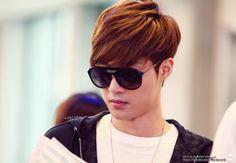 Kim Hyun Joong 김현중 ♡ sunglasses ♡ Kpop ♡ Kdrama ♡