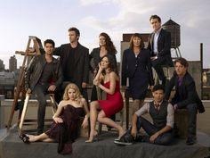 """The cast of """"Smash"""" ... my favorite show"""