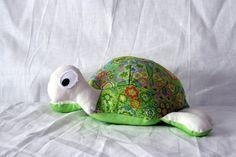 tortue doudou