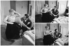 La vida de Paul Newman y Joanne Woodward en imagenes