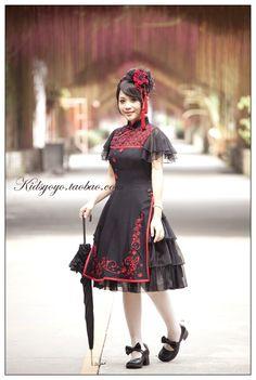 add a longer petticoat and a waist cincher