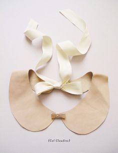 Loads of collar tutorial links