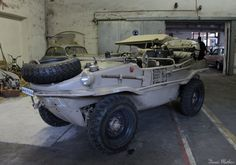 Typ166 Schwimmwagen by The-Car-Gallery