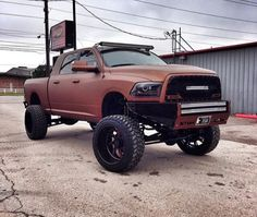One Hell Of A Wrap And Build For Sema On This Dodge Ram By
