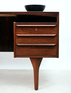 "awayfarersstory: "" Valdemar Mortensen   Desk   1960s """