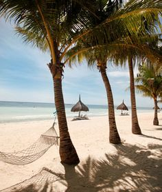 Panglao Island, Philippines: An hour-long flight from Manila to Bohol Island followed by a 25-minute drive across a 19th-century causeway brings you to this secluded Central Visayas isle, where the petite Ananyana Beach Resort & Spa (Doljo Beach; 011-63-38-502-8101; doubles from $220) occupies a prime spot on a mile-long stretch of sand.