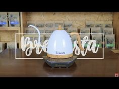 The Brewista Artisan Gooseneck Kettle is a stylish and functional variable temperature kettle with a pour over designed spout for… Brew Bar, Reusable Coffee Filter, Types Of Tea, Pour Over Coffee, Kettles, Variables, Keep Warm, Brewing, Alternative