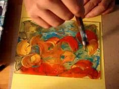How to Paint on plexiglass « Painting Tips