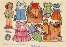Picasa Web Albums, Vintage Paper Dolls, Doll Toys, Comics, Fun, Alba, Children, Bonbon, Paper Puppets
