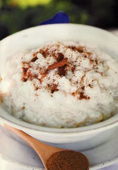 Flavors of Brazil: RECIPE - Rice Pudding (Arroz Doce)