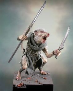 Clan Rat 1/15 Scale Model
