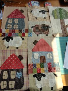 quilting Jeannet